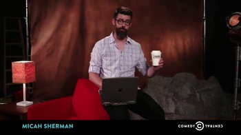 Dunkin' Donuts TV Spot, 'Comedy Central: Micah Sherman' - Thumbnail 8