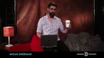 Dunkin' Donuts TV Spot, 'Comedy Central: Micah Sherman' - Thumbnail 9
