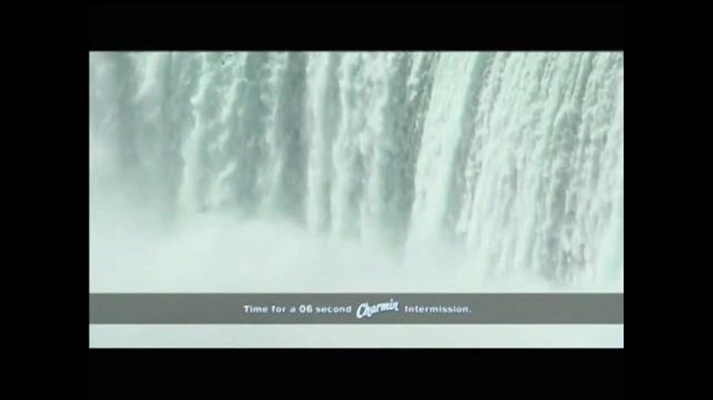 Charmin Tv Commercial Intermission Waterfalls Ispot Tv