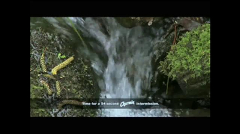 Charmin TV Spot, 'Intermission: Waterfalls' - Thumbnail 1