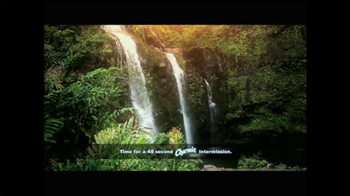 Charmin TV Spot, 'Intermission: Waterfalls' - Thumbnail 2