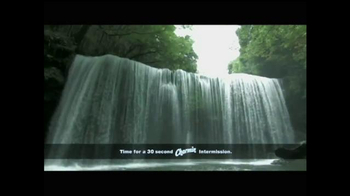 Charmin TV Spot, 'Intermission: Waterfalls' - Thumbnail 5