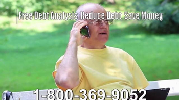 Free Debt Analysis TV Spot - Thumbnail 6