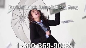Free Debt Analysis TV Spot - Thumbnail 7
