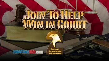Shooting USA TV Spot, 'Second Amendment Foundation' - Thumbnail 10