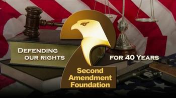 Shooting USA TV Spot, 'Second Amendment Foundation' - Thumbnail 2