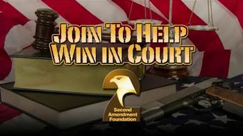 Shooting USA TV Spot, 'Second Amendment Foundation' - Thumbnail 8
