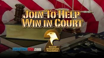 Shooting USA TV Spot, 'Second Amendment Foundation' - Thumbnail 9