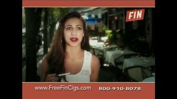 Fin Electronic Cigarettes TV Spot, 'Quit Now'