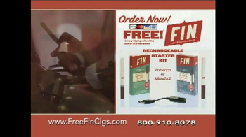 Fin Electronic Cigarettes TV Spot, 'Quit Now' - Thumbnail 10