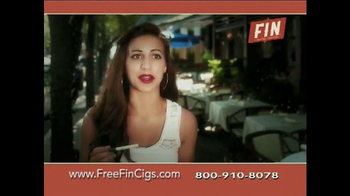 Fin Electronic Cigarettes TV Spot, 'Quit Now'