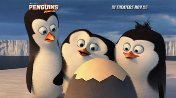 Penguins of Madagascar - 5150 commercial airings