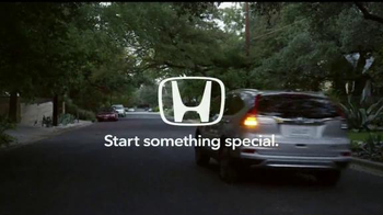 2015 Honda CR-V Touring TV Spot, 'Made for Fun' Song by Portugal. The Man - Thumbnail 9