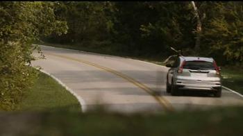 2015 Honda CR-V Touring TV Spot, 'Made for Fun' Song by Portugal. The Man - Thumbnail 6