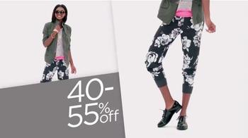 Kohl's TV Spot, 'Clothing Brand Names for Fall' - Thumbnail 5