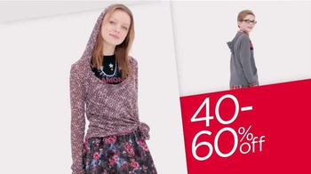 Kohl's TV Spot, 'Clothing Brand Names for Fall' - Thumbnail 6