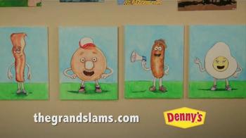 Denny's Grand Slam TV Spot, 'Fun Arts' - Thumbnail 10