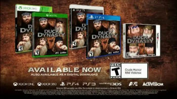 Duck Dynasty: The Video Game TV Spot, 'You Need More than Just a Beard' - Thumbnail 9