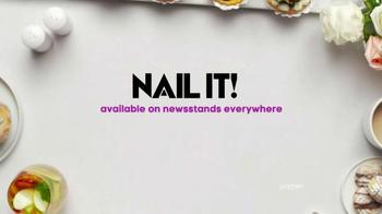 Nail It! Magazine TV Spot, 'I Love it!' - Thumbnail 10