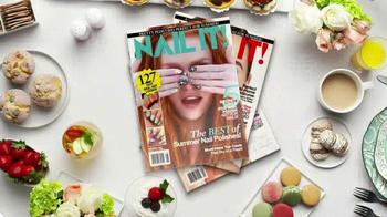 Nail It! Magazine TV Spot, 'I Love it!' - Thumbnail 2