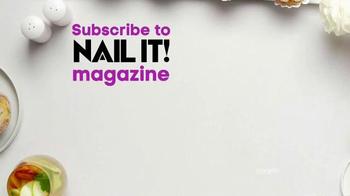 Nail It! Magazine TV Spot, 'I Love it!' - Thumbnail 7