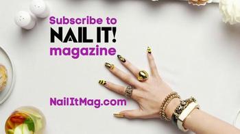 Nail It! Magazine TV Spot, 'I Love it!' - Thumbnail 8