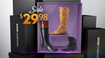 Shoe Carnival TV Spot, 'Fall Boots' - Thumbnail 7