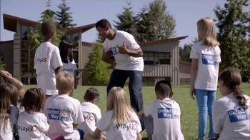 United Way TV Spot, 'United Way & NFL Play' Featuring Russell Wilson - 741 commercial airings