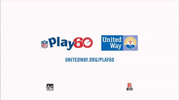 United Way TV Spot, 'United Way & NFL Play' Featuring Russell Wilson - Thumbnail 8