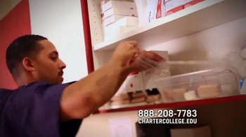 Charter College TV Spot, 'Medical Assistant Program' - Thumbnail 1