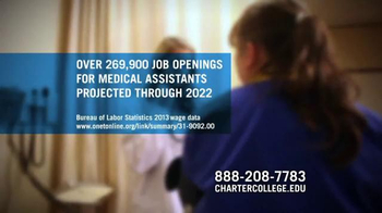 Charter College TV Spot, 'Medical Assistant Program' - Thumbnail 6
