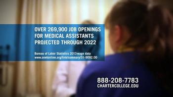 Charter College TV Spot, 'Medical Assistant Program' - Thumbnail 7