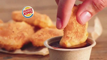 Burger King Chicken Nuggets TV Spot, \'Is That Right?\'
