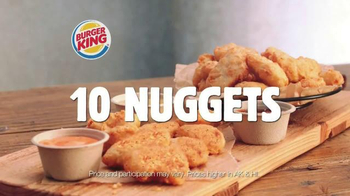 Burger King Chicken Nuggets TV Spot, 'Is That Right?' - Thumbnail 5