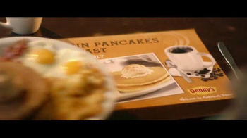 Denny's Pumpkin Pancakes Breakfast TV Spot, 'Pumpkin Season' - Thumbnail 2