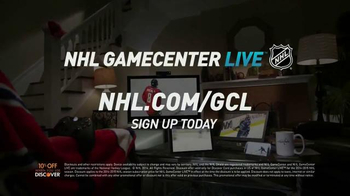 NHL Game Center Live TV Spot, 'Never Miss a Moment' - Thumbnail 10