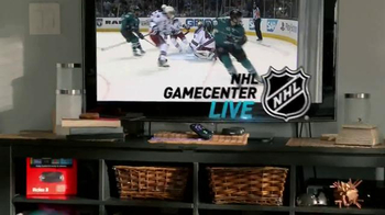NHL Game Center Live TV Spot, 'Never Miss a Moment' - Thumbnail 2