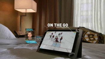 NHL Game Center Live TV Spot, 'Never Miss a Moment'