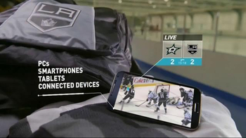 NHL Game Center Live TV Spot, 'Never Miss a Moment' - Thumbnail 7