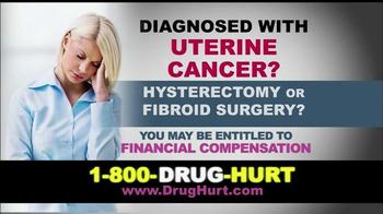 Danziger & De Llano TV Spot, 'Hysterectomy' - Thumbnail 7