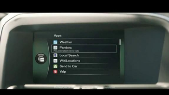 Volvo TV Spot, 'The Connected Car' - Thumbnail 1