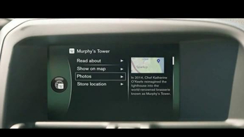 Volvo TV Spot, 'The Connected Car' - Thumbnail 6