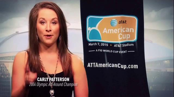 2015 AT&T American Cup TV Spot, 'Come Cheer With Us' - Thumbnail 9