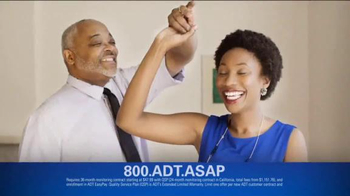 ADT Free Installation TV Spot, 'Thieves are Always Looking' - Thumbnail 4