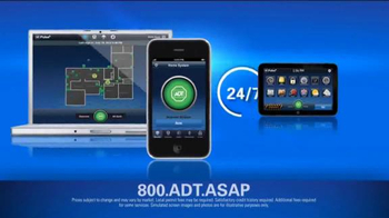 ADT Free Installation TV Spot, 'Thieves are Always Looking' - Thumbnail 5