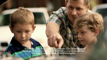 Bank of America TV Spot, 'A Simple Thank You For Our Troops'