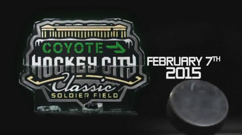 2015 Coyote Logistics Hockey City Classic TV Spot, 'Are You Fan Enough?' - Thumbnail 8