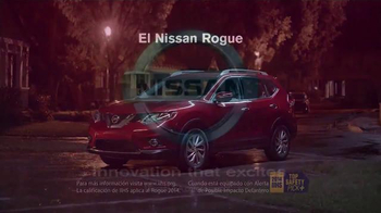 Nissan Rogue TV Spot, 'Imaginación' [Spanish] - Thumbnail 9