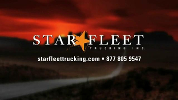 Star Fleet Trucking TV Spot, 'Committed to Drivers' - Thumbnail 10