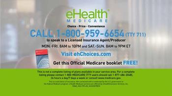 eHealth Medicare TV Spot, 'Eligible for Medicare?' - Thumbnail 10